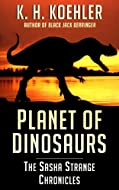 Book Cover: Planet of Dinosaurs by K. H.Koehler