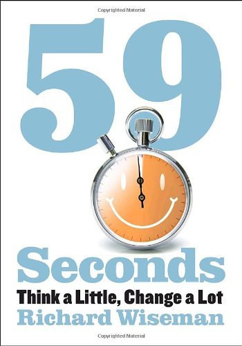59 Seconds Cover image