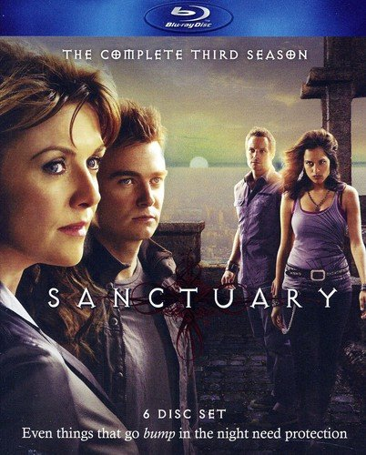 Sanctuary: The Complete Third Season [Blu-ray] DVD