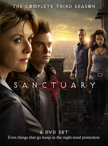 Sanctuary: The Complete Third Season DVD