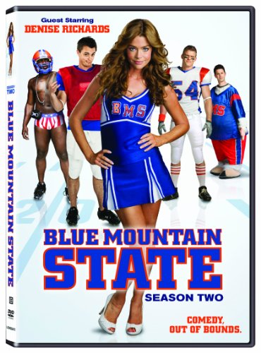 Blue Mountain State: Season Two DVD