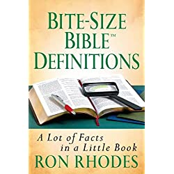 Bite-Size BibleTM Definitions