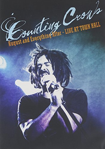 August and Everything After: Live at Town Hall