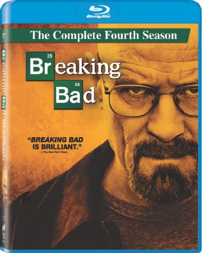 Breaking Bad: The Complete Fourth Season [Blu-ray] DVD