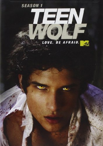 Teen Wolf The Complete Season 1 DVD
