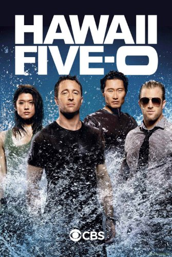 Hawaii Five-0: The Second Season [Blu-ray] DVD