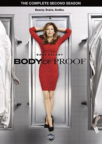 Body of Proof: Season Two DVD