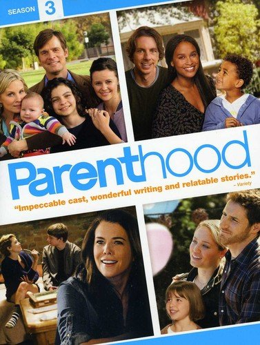 Parenthood: Season Three DVD