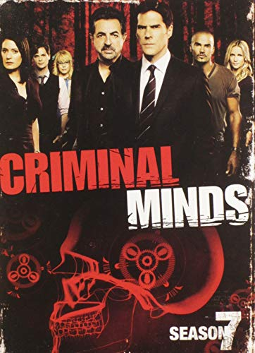 Criminal Minds: The Seventh Season DVD
