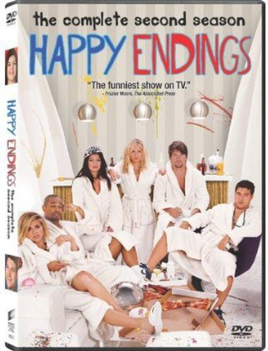 Happy Endings: Season Two DVD