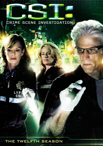 CSI: Crime Scene Investigation - The 12th Season DVD