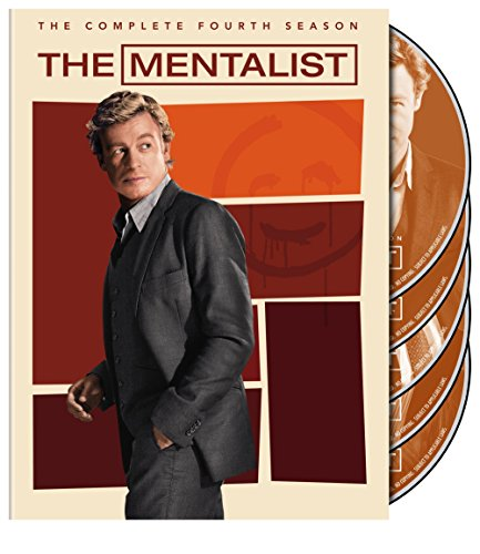 The Mentalist: The Complete Fourth Season DVD