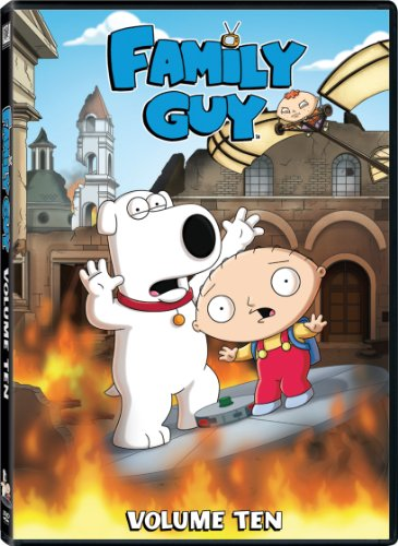 Family Guy: Volume Ten DVD