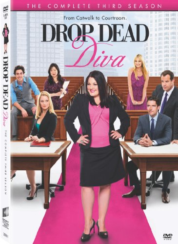 Drop Dead Diva: The Complete Third Season DVD