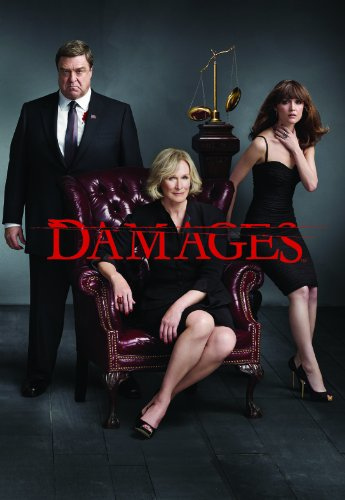 Damages: The Complete Fourth Season DVD