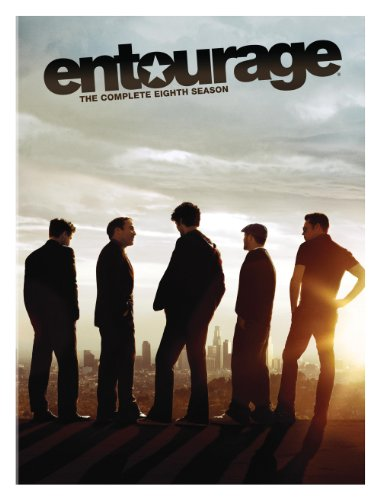 Entourage: The Complete Eighth and Final Season DVD