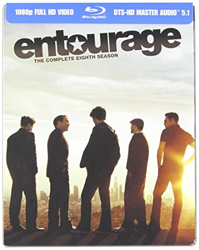 Entourage: The Complete Eighth and Final Season [Blu-ray] DVD