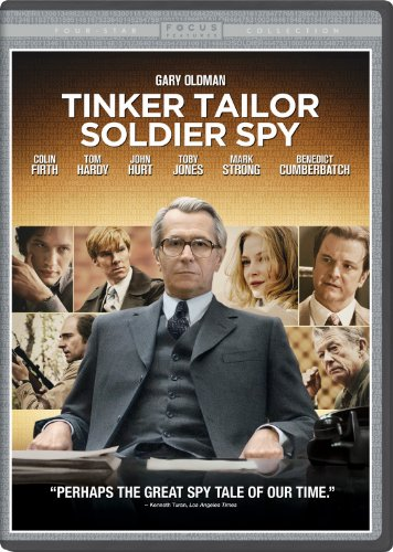 Tinker, Tailor, Soldier, Spy DVD