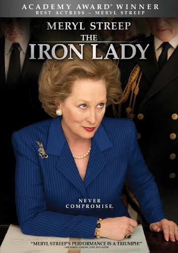The Iron Lady DVD