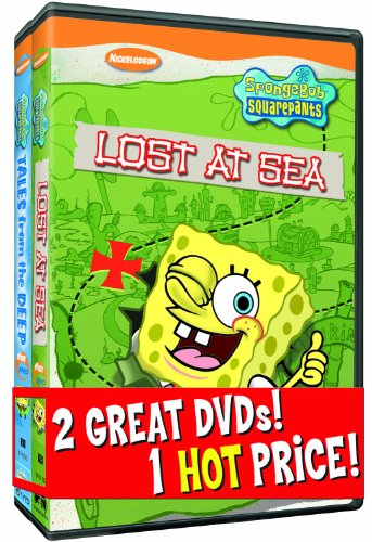 SpongeBob SquarePants: Lost At Sea / SpongeBob SquarePants: Tales From The Deep DVD