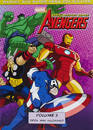 The Avengers: Earths Mightiest Heroes! Volume Three cover
