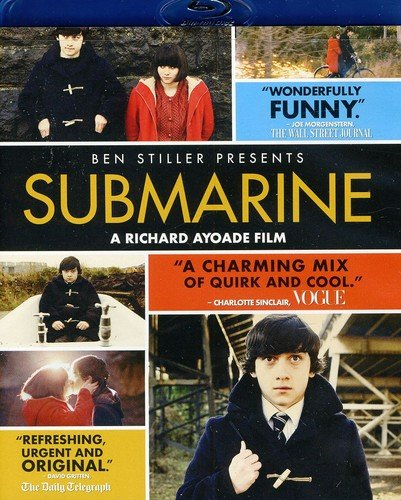 Submarine [Blu-ray] DVD