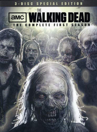 The Walking Dead: The Complete First Season  DVD