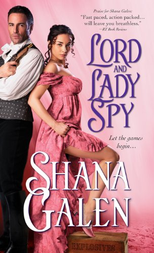 Book Lord and Lady Spy