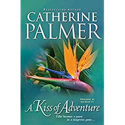 A Kiss of Adventure (Treasures of the Heart Book 1)
