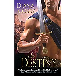 His Destiny (MacGruder Brothers Book 4)
