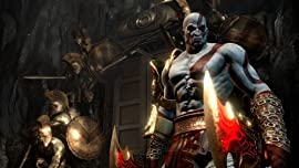 Screenshot: God of War Complete Collection