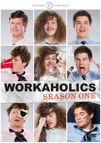 Workaholics: Season 1 DVD