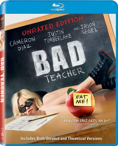Bad Teacher [Blu-ray] DVD