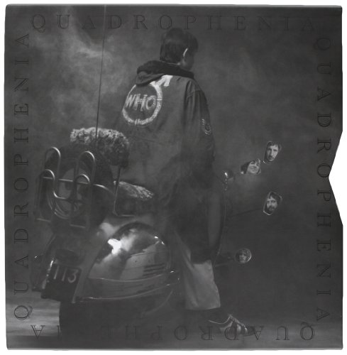 Quadrophenia: The Director's Cut (Super Deluxe Edition) [Box set]