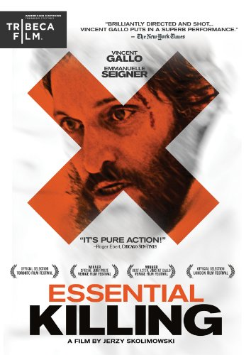 Essential Killing DVD
