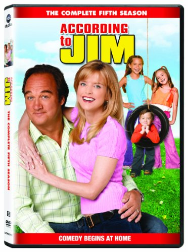 According to Jim: Complete Fifth Season DVD