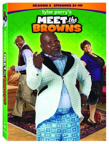 Meet the Browns: Season 2 DVD
