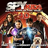 Spy Kids 4: All the Time in the World Soundtrack