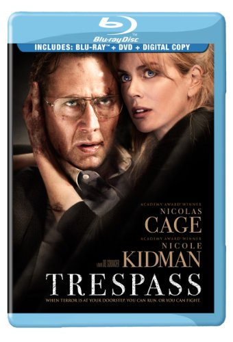 Trespass  DVD