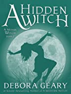 Book Cover: A Hidden Witch by Debora Geary