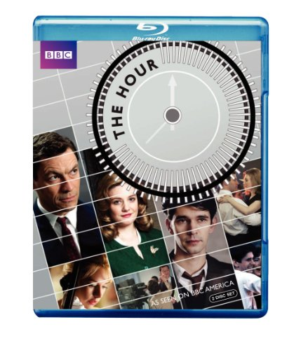 The Hour [Blu-ray] DVD