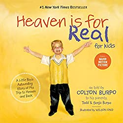 Heaven is for Real for Kids: A Little Boy