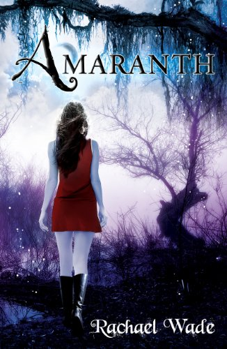 Amaranth (The Resistance Trilogy, #1) by Rachael Wade