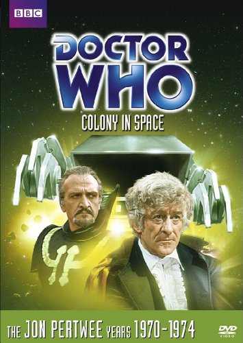 Doctor Who: Colony in Space Story 58