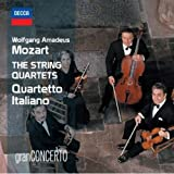 Mozart:the Strings Quartets