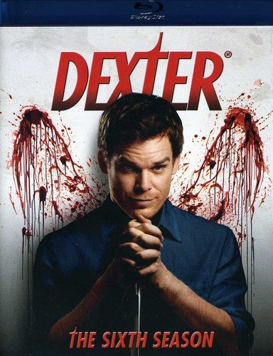 Dexter: The Sixth Season [Blu-ray] DVD