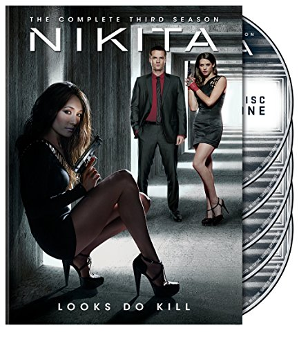 Nikita: The Complete Third Season DVD