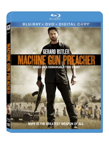 Machine Gun Preacher [Blu-ray] DVD