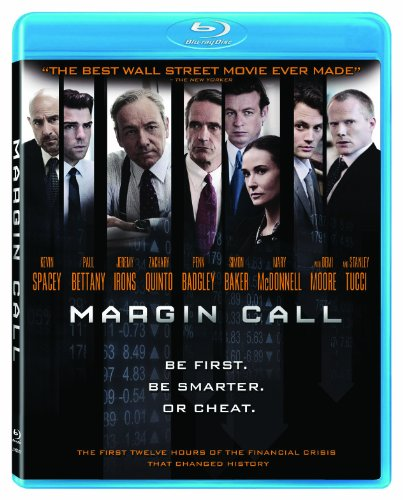 Margin Call [Blu-ray] DVD