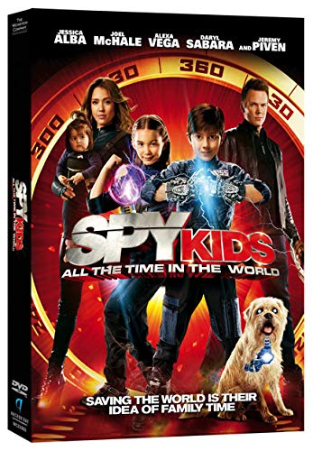 Spy Kids 4: All The Time In The World DVD